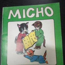 Livres d'occasion: MICHO 2 -EDITORIAL BRUÑO -. Lote 206882730