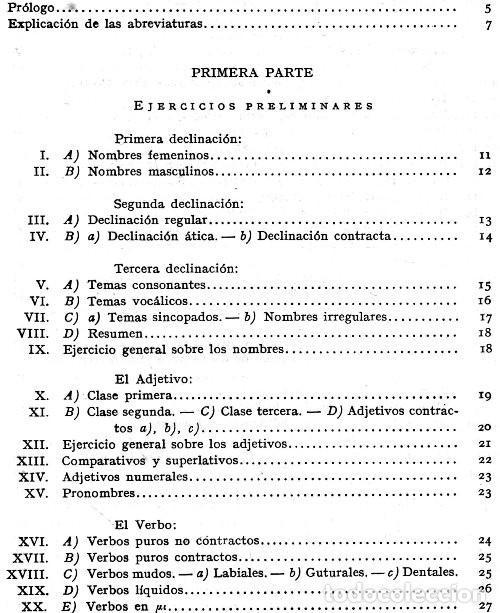 Libros de segunda mano: FLORES DEL ATICA O PAGINAS ESCOGIDAS DE LA LITERATURA GRIEGA. ARISTOTELES. JENOFONTE. ESOPO. - Foto 4 - 206979788