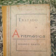 Libros de segunda mano: ARITMETICA SEGUNDO GRADO -VER FOTOS. Lote 207248467
