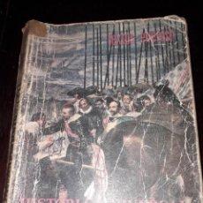 Libros de segunda mano: LIBRO 2242 HISTORIA UNIVERSAL 4º CURSO TEXTOS EVEREST ALBERTO GURI VILLAR. Lote 207906745