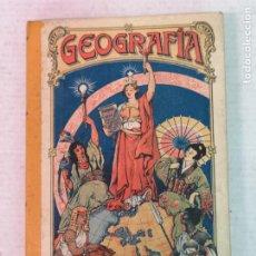 Libri di seconda mano: GEOGRAFÍA E. PALUZIE 1922. Lote 208241867