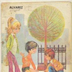 Libros de segunda mano: LEO - MÉTODO DE LECTURAS - ALVÁREZ - AÑO 1973. Lote 208325208