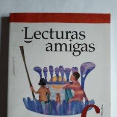 Libros de segunda mano: LECTURAS AMIGAS. 6° PRIMARIA. 2006 SANTILLANA EDUCACIÓN, S.L.. Lote 208765895