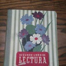 Libros de segunda mano: ANTIGUO LIBRO SEGUNDO LIBRO DE LECTURA, AÑO 1948, 202 PÁGINAS. Lote 209002592