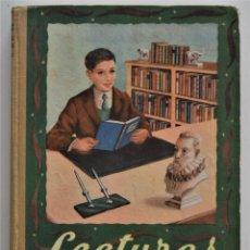 Libros de segunda mano: LECTURAS GRADUADAS, LIBRO TERCERO - EDELVIVES - EDITORIAL LUIS VIVES - HUESCA 1948. Lote 211495005