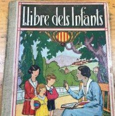 Libros de segunda mano: LLIBRE DELS INFANTS. Lote 212109208