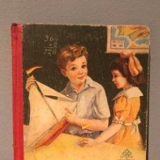Libros de segunda mano: LIBRO ENCICLOPEDIA GRADO PREPARATORIO : EDITORIAL , LUIS VIVES S.A. Lote 213121910