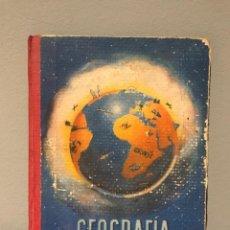 Libros de segunda mano: LIBRO GEOGRAFIA. GRADO PREPARATORIO, EDITORIAL LUIS VIVES S.A. Lote 213122017