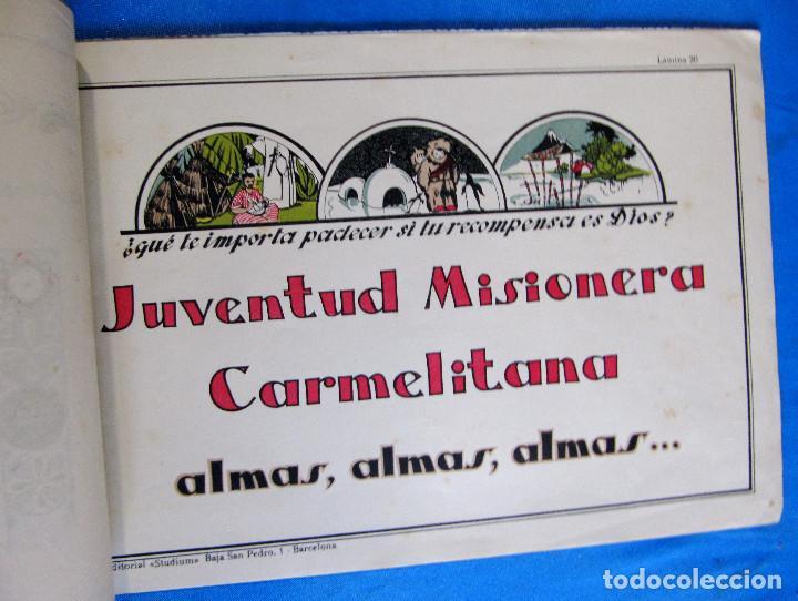 Libros de segunda mano: CALIGRAFÍA Y ROTULACIÓN. INSTITUTO DE HERMANAS CARMELITAS DE LA CARIDAD, S/F. - Foto 9 - 213142102
