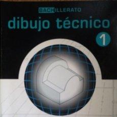 Libros de segunda mano: DIBUJO TÉCNICO 1º BACHILLERATO ED MC GRAW HILL. Lote 214026055