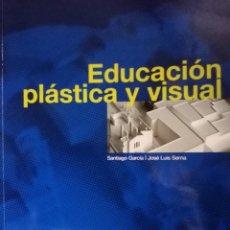 Libros de segunda mano: EDUCACIÓN PLÁSTICA Y VISUAL 4º ESO ED EDITEX. Lote 214026116