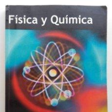 Livres d'occasion: FISICA Y QUIMICA - BACHILLERATO - ED. EDEBE - 2005. Lote 214163596