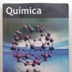 Livres d'occasion: QUIMICA - BACHILLERATO - ED. EDEBE - 2007. Lote 214163953