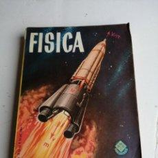 Libros de segunda mano: FÍSICA. 6 CURSO. EDELVIVES. 1971.. Lote 214648265