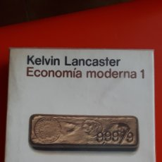 Libros de segunda mano: ECONOMÍA MODERNA 1 - KEVIN LANCASTER. Lote 214924492