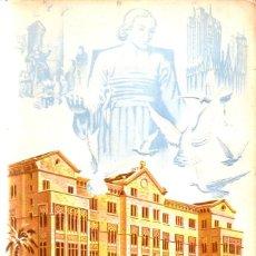 Libros de segunda mano: MEMORIA ESCOLAR LA SALLE BONANOVA 1950-51. Lote 215055268