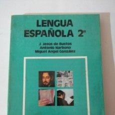 Libros de segunda mano: LENGUA ESPAÑOLA. 2 FP. ANAYA.. Lote 215127455