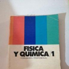 Libros de segunda mano: FÍSICA Y QUÍMICA /1 FORMACIÓN PROFESIONAL. SM.. Lote 215128086