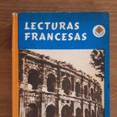 Libros de segunda mano: LECTURAS FRANCESAS- EDELVIVES 1966. Lote 215169372