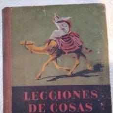 Libros de segunda mano: LECCIONES DE COSAS II. LIBRO SEGUNDO. C. B. NUALART. SEIX BARRAL HNOS, S. A. EDITORES, BARCELONA 195. Lote 215604223