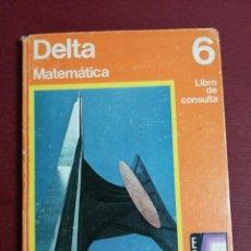 Livros em segunda mão: MATEMÁTICAS 6 EGB. SANTILLANA.. Lote 215774491