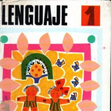 Libros de segunda mano: J. CHACÓN SABATÉ Y OTROS : LENGUAJE 1 (PRIMA LUCE, 1971). Lote 216572843
