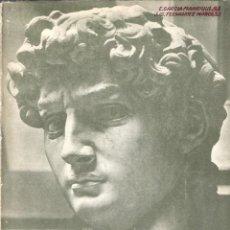 Libros de segunda mano: HISTORIA DEL ARTE Y DE LA CULTURA - E. GARCÍA MANRIQUE, J.I. FERNÁNDEZ MARCO - 6º BACHILLERATO, 1963. Lote 216754742