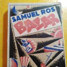 Libros de segunda mano: BAZAR, SAMUEL ROS, PYMY 11. Lote 216923211