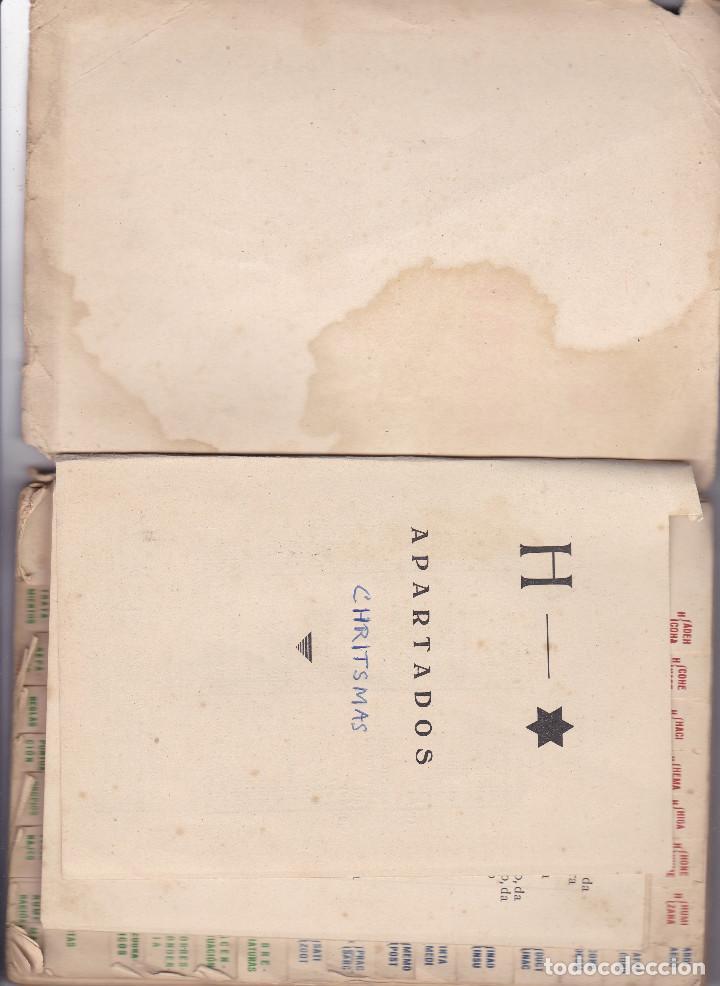 Libros de segunda mano: CONSULTORIO ORTOGRÁFICO AUTOR LLAVES EDITADO EN 1942 - Foto 3 - 217671876