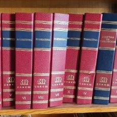 Libros de segunda mano: MASTER DIRECCIÓN COMERCIAL Y MARKETING. Lote 218504432