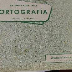 Libros de segunda mano: LIBROS ANTIGUOS. Lote 218938008