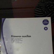 Libros de segunda mano: 11-00600 978-84-481-7175-9 PRIMEROS AUXILIOS - MC GRAW HILL. Lote 219018317