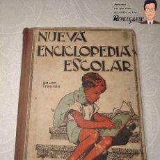 Libros de segunda mano: NUEVA ENCICLOPEDIA ESCOLAR - GRADO 2º - 17º EDICIÓN - 1943 HIJOS DE SANTIAGO RODRÍGUEZ BURGOS. Lote 220098990