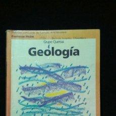 Libros de segunda mano: GEOLOGÍA. GRUPO QUERCUS (AKAL) VV. AA. Lote 220599095