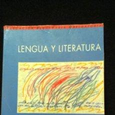 Libros de segunda mano: LENGUA Y LITERATURA 3 TEIDE. Lote 220599581