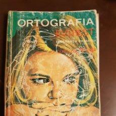 Libros de segunda mano: ORTOGRAFÍA EVEREST. ENSEÑANZA PRIMARIA. Lote 221478233
