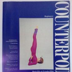 Libros de segunda mano: COUNTERPOINT - A NEW ENGLISH COURSE - COURSEBOOK BEGINNERS - NELSON. Lote 221563948