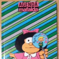 Libros de segunda mano: AGENDA ESCOLAR PERPETUA - MAFALDA - CURSO 1990/1991. Lote 221697991