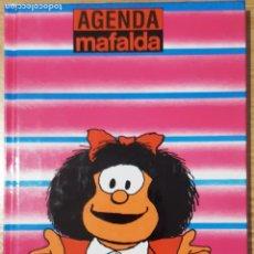 Libros de segunda mano: AGENDA ESCOLAR PERPETUA - MAFALDA - CURSO 1990/1991. Lote 221698318