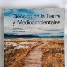 Libros de segunda mano: CIENCIAS DE LA TIERRA Y MEDIOAMBIENTALES BACHILLERATO. Lote 221769841