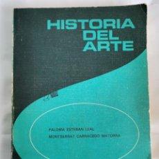 Libros de segunda mano: HISTORIA DEL ARTE EDELVIVES. Lote 221938080