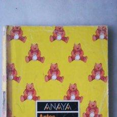 Libros de segunda mano: ANAYA 1°EGB.LECTURAS. EQUIPO TROPOS. Lote 221944187