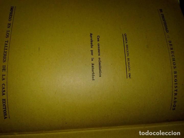 Libros de segunda mano: CIEN FIGURAS ESPAÑOLAS, HIJOS DE SANTIAGO RODRIGUEZ BURGOS 1947 5ª ED - Foto 2 - 222173616