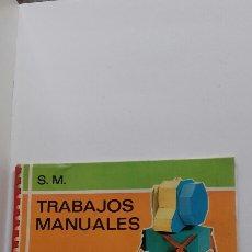 Libros de segunda mano: TRABAJOS MANUALES 3° (EDICIÓN.S.M.). Lote 222251372