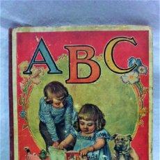 Libros de segunda mano: LIBRO ESCOLAR A B C,DE RAMÓN SOPENA EDITOR.BARCELONA,AÑO 1934. Lote 222306803
