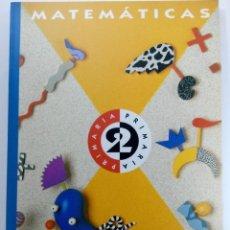 Libros de segunda mano: MATEMÁTICAS 2 PRIMARIA - EDICIONES SM (SIN USAR, DE DISTRIBUIDORA). Lote 222349522