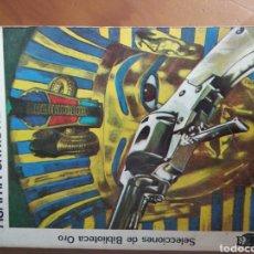 Libros de segunda mano: AGATHA CHRISTIE POIROT EN EGIPTO AÑO 58. Lote 222785907