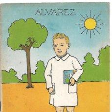 Libros de segunda mano: MI CARTILLA ALVAREZ 4ª PARTE 1959- ORIGINAL SIN USO-LEER DESCRIPCION. Lote 223323612