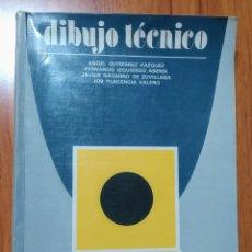 Libros de segunda mano: LIBRO DIBUJO TECNICO COU. EDITORIAL ANAYA.. Lote 223614161