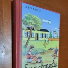 Libros de segunda mano: ENCICLOPEDIA ALVAREZ. TERCER GRADO. EDAF. TAPA DURA. BUEN ESTADO. Lote 224530748
